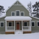 Family Homes Custom Build in Maine