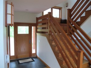 Home Renovations Stairway