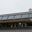Family Home Construction Green Energy