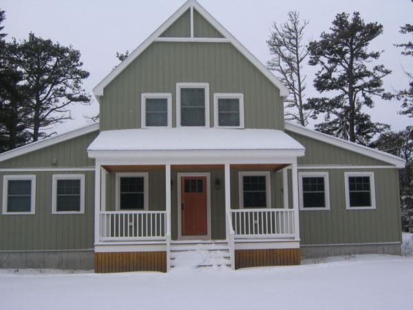 Family Homes Custom Build in Maine